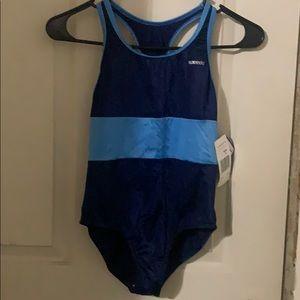 Speedo Racer Back Swimsuit
